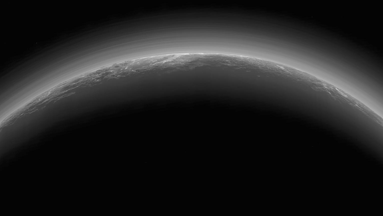 pluto and beyond - HD1534×864