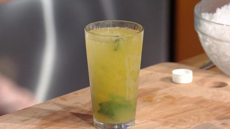 Check Please! South Florida: Passion Fruit Mojito - Michy's Munchies