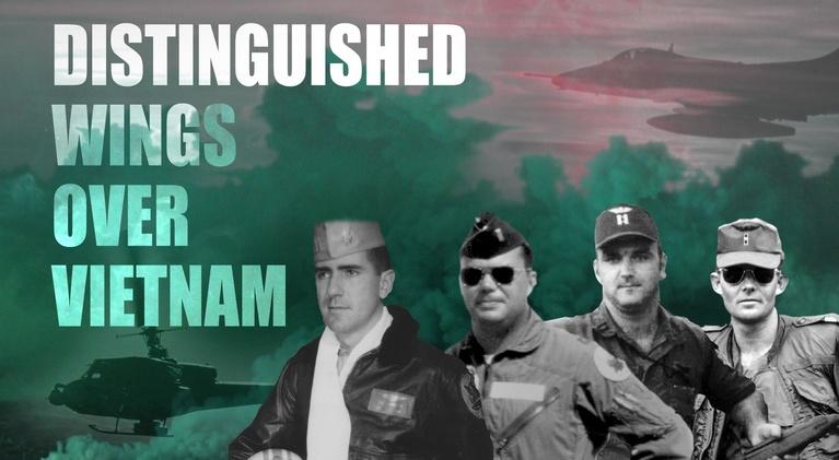 Distinguished Wings Over Vietnam: Distinguished Wings Over Vietnam