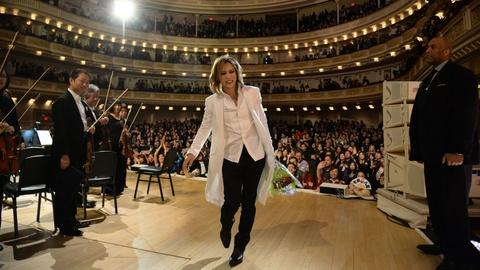 Yoshiki at Carnegie Hall - Preview