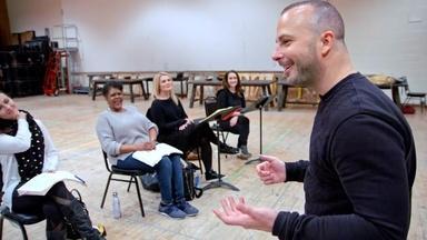 "Musical Rehearsal for ""Dialogues des Carmélites"""