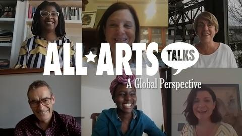 ALL ARTS Talks -- ALL ARTS Talks Recovery: A Global Perspective