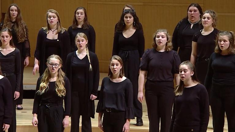 WPT Music & Arts: 2019 WSMA State Honors Concert: Treble Choir