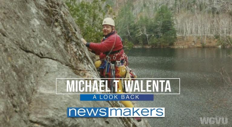 NewsMakers: Michael T. Walenta: A Look Back