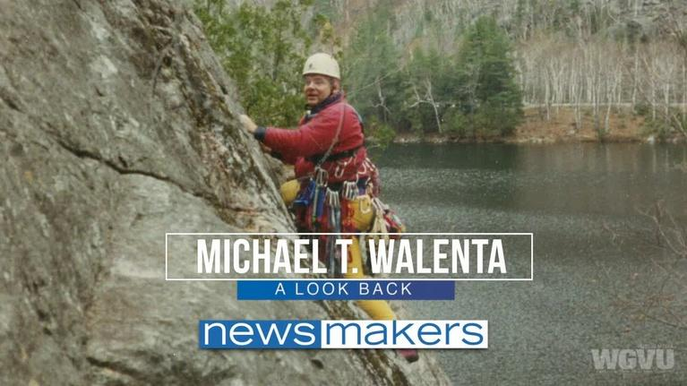 NewsMakers: Michael T. Walenta: A Look Back #1808