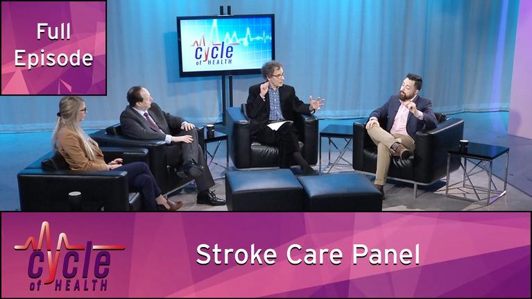 Cycle of Health: Stroke Care Panel