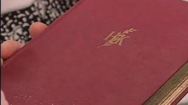 Appraisal: First-edition Signed Helen Keller Journal