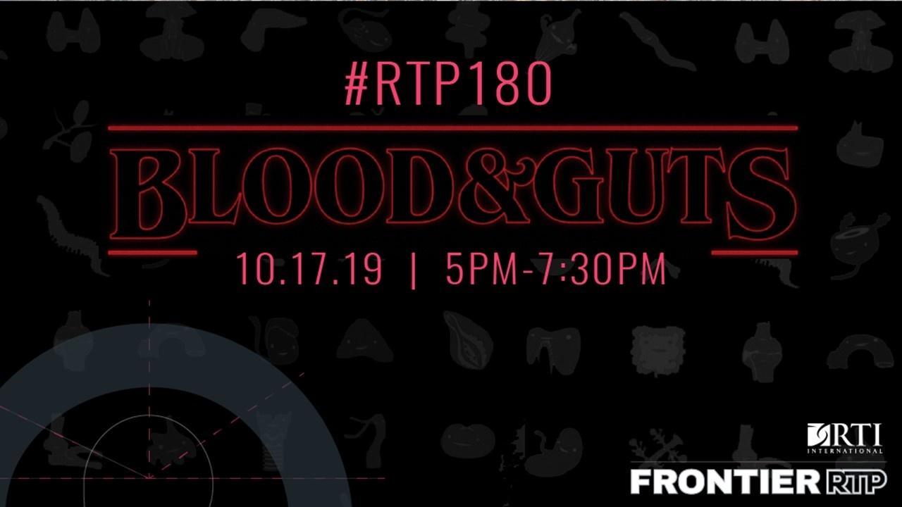 RTP 180 | Blood & Guts