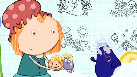 math in the bath rock opera - Kids Cartoon Picture