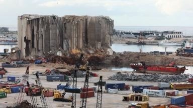 News Wrap: Lebanon officials charged over blast