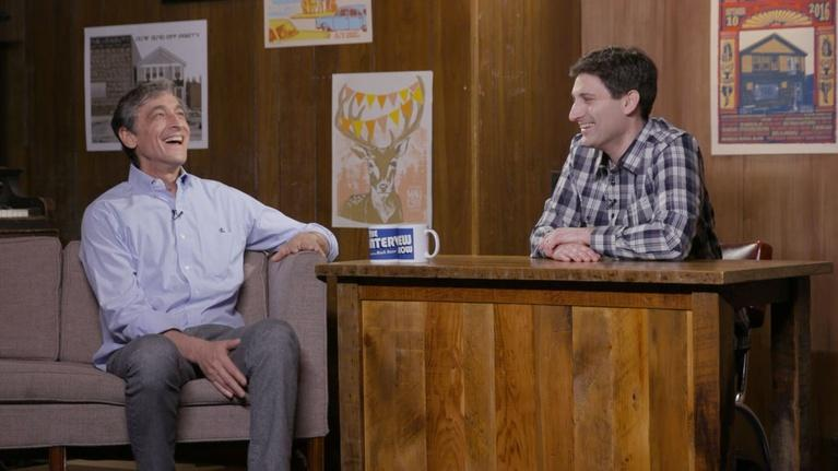 The Interview Show: David Pasquesi, Greta Johnsen