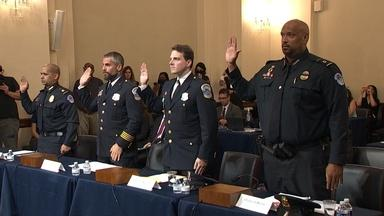 House Committee Holds First Hearing On U.S. Capitol Riot