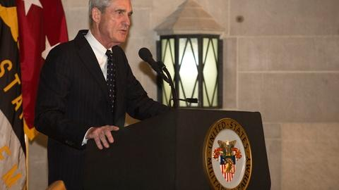 Washington Week -- Fallout from the Mueller probe continues