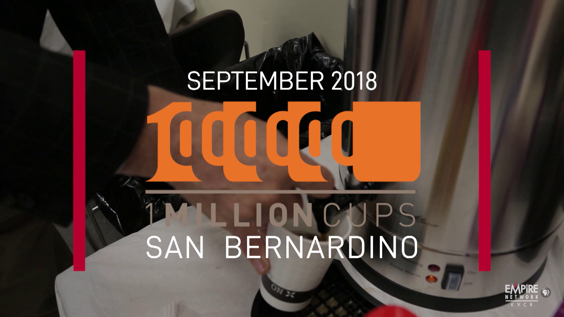 One Million Cups September 2018