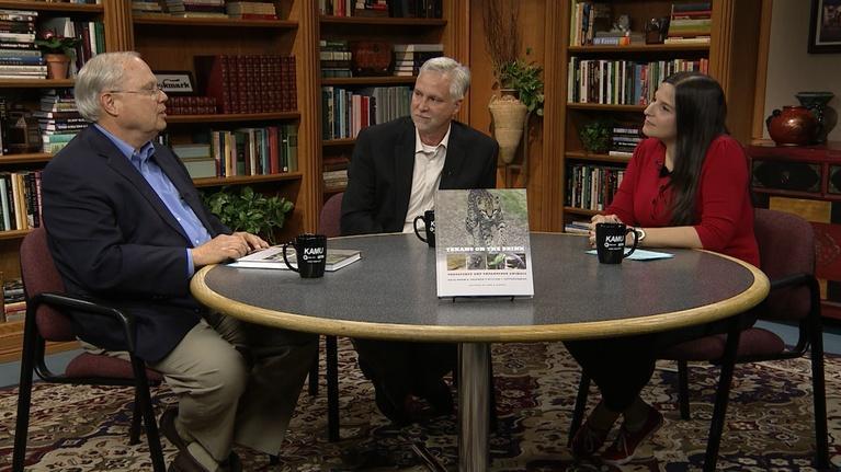 The Bookmark: Brian R. Chapman & William I. Lutterschmidt: Texans on the..
