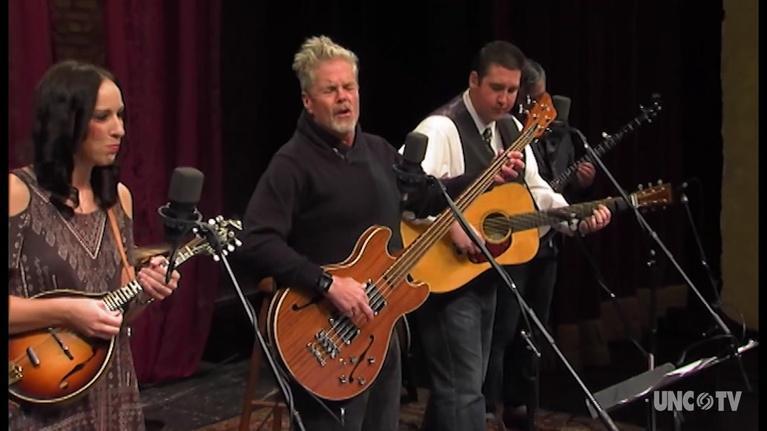 Song of the Mountains: John Cowan with Darin & Brooke Aldridge