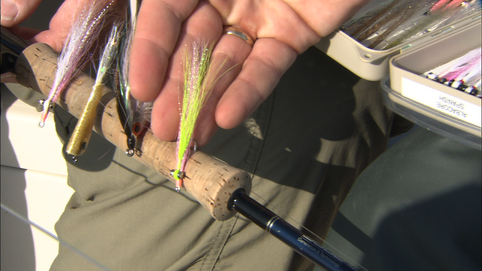 Gear Time: Albacore on the Flies