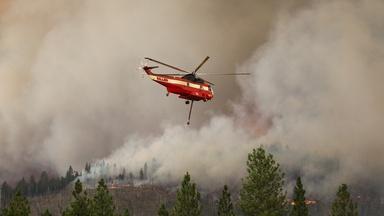 Worsening wildfires in California threaten farm workers
