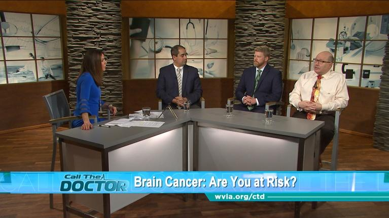 Call The Doctor: Brain Cancer: Are You At Risk?