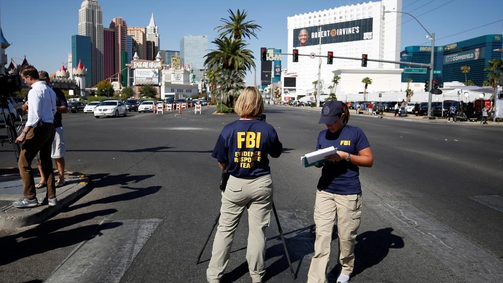 Investigators pore over Las Vegas attack evidence image