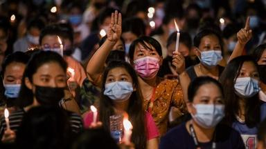 Protester killings continue in wake of Myanmar military coup