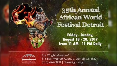 American Black Journal -- Minority-Owned Businesses / African-World Festival