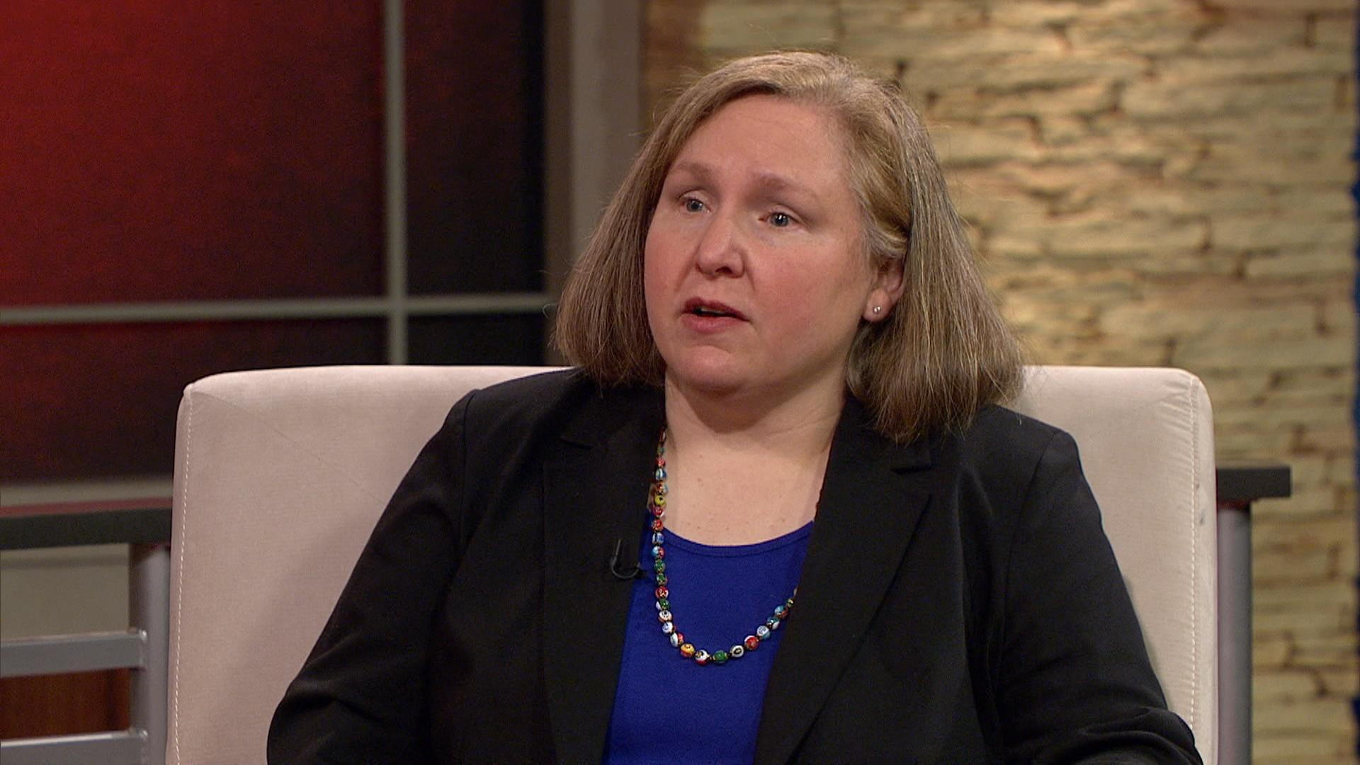 Connections   Julie Cerel - Youth Suicide Prevention   Season 14   Episode  29   PBS