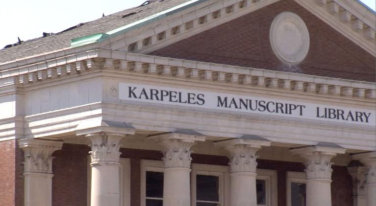Living St. Louis: Karpeles Museum Update
