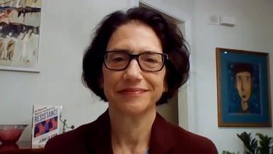 WashPo's Jen Rubin: Women Saved Democracy From Donald Trump