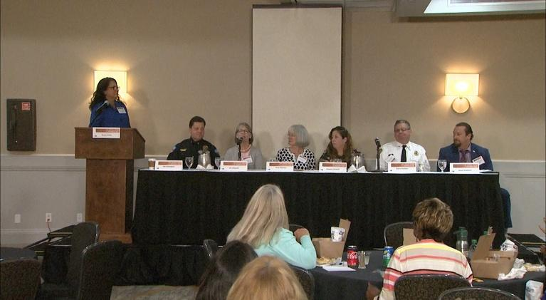 NC Channel: NCCAA Opioid Forum:  Western NC First Responders