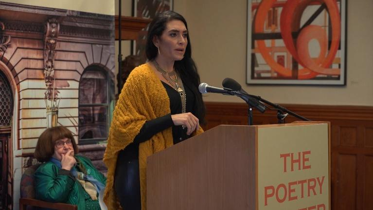 State of the Arts: Francesca Maximé at the Poetry Center