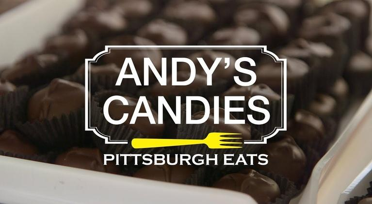 Pittsburgh Eats: Andy's Candies