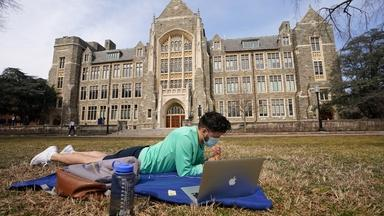 How universities are trying to stem campus COVID outbreaks