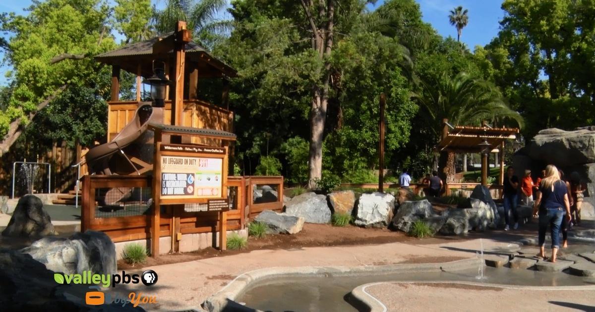 fresno chaffee zoo  wilderness falls grand opening