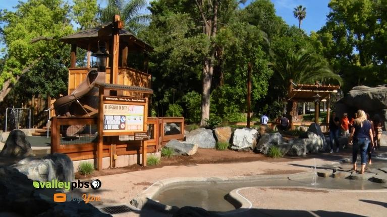 byYou Exploration: Fresno Chaffee Zoo: Wilderness Falls Grand Opening