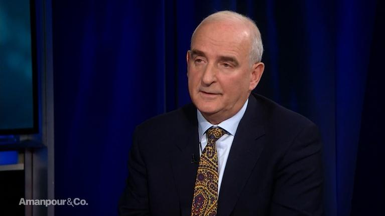 Amanpour and Company: Roger Cohen on The Future of Europe/U.S. Alliances