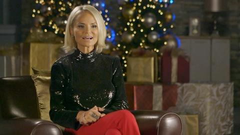 Christmas With The Tabernacle Choir -- Behind the Scenes with Kristin Chenoweth