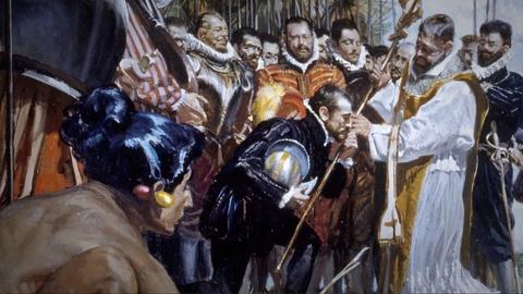 Secrets of the Dead -- The First Thanksgiving Was Actually in St. Augustine