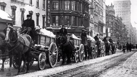 Power Trip: The Story of Energy -- The New York Horse Manure Crisis