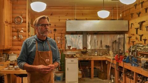 Craft in America -- Randy Stromsoe on annealing