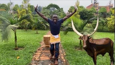 EKITAGURIRO- A DANCE FROM UGANDA - English Captions