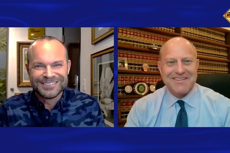 Rob on the Road: Rob at Home – Region Rising: Judge Lawrence Brown Thumbnail