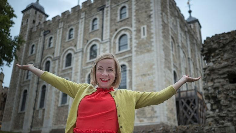 Lucy Worsley's Royal Palace Secrets Image