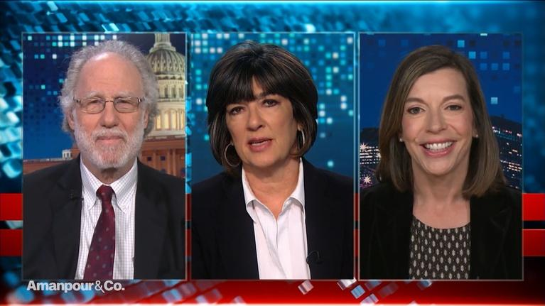 Amanpour and Company: Bob Bauer and Evelyn Farkas Discuss Sondland's Testimony