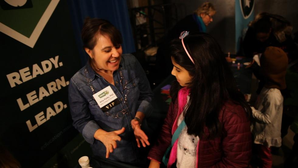 Learning Math Through Play with WKAR Family! image
