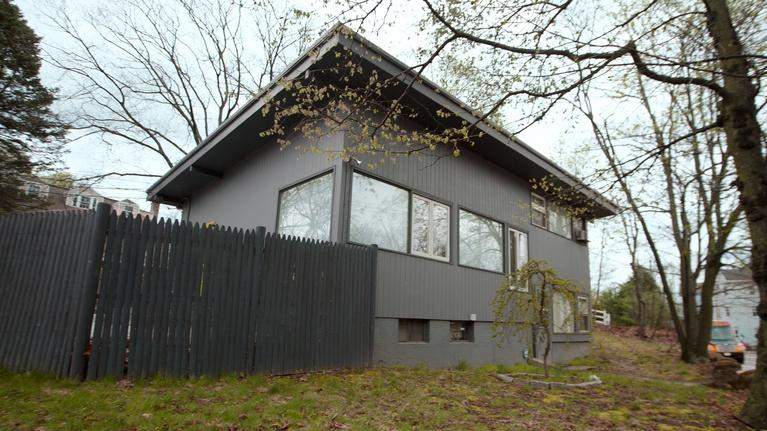This Old House: Finally Finishes | Brookline Mid-century Modern House