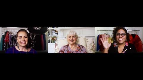 Southland Sessions -- Linda Ronstadt, Aída Cuevas, and La Marisoul Chat