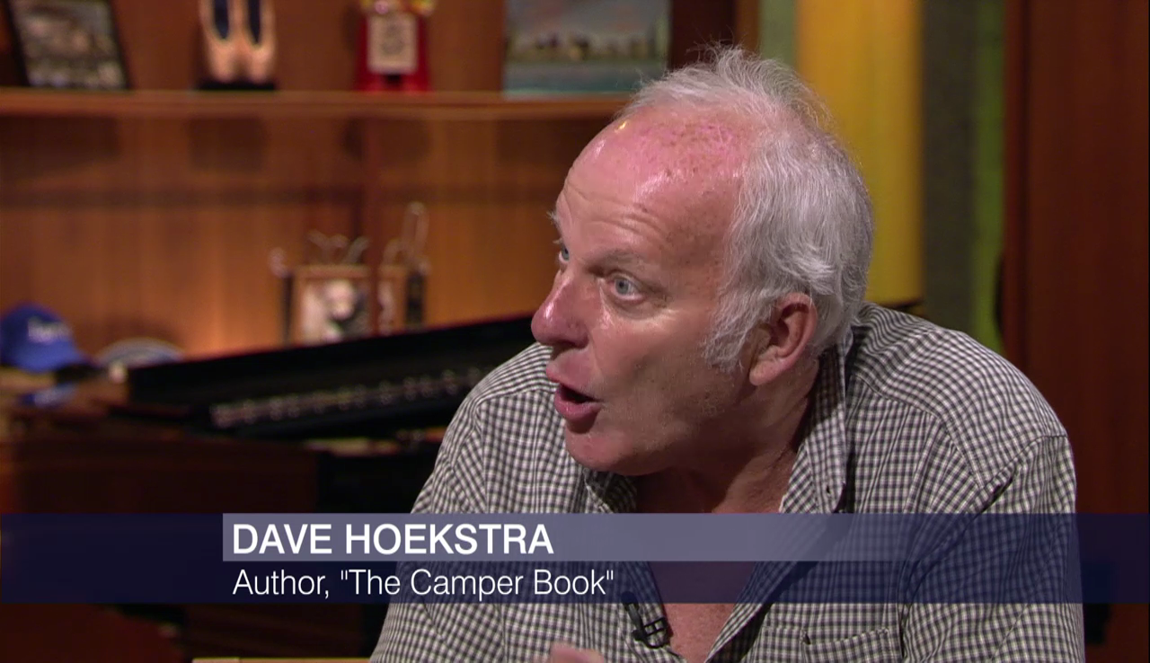 Chicago Tonight Exploring The World Of Camper Culture With Dave Hoekstra Season 2018 Pbs
