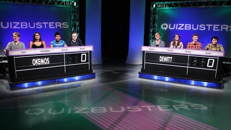 QuizBusters: Okemos vs. DeWitt