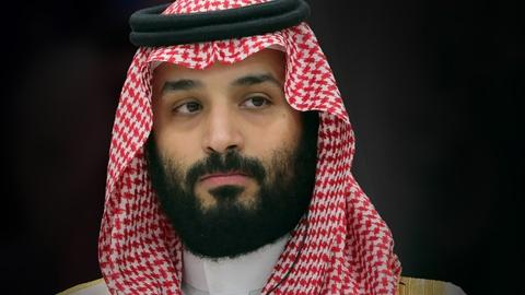 FRONTLINE -- The Crown Prince of Saudi Arabia